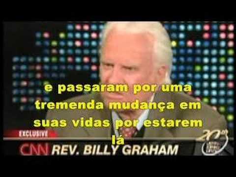 Billy Graham E A Grandeza Da Misericórdia De Deus Youtube