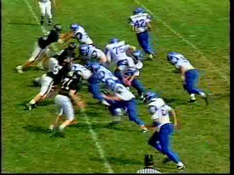 Darlington Football  1991 State Championship Highlights & more