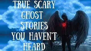 4 Scary True Ghost Stories (School Ghost, Paranormal Twins, Creatures)
