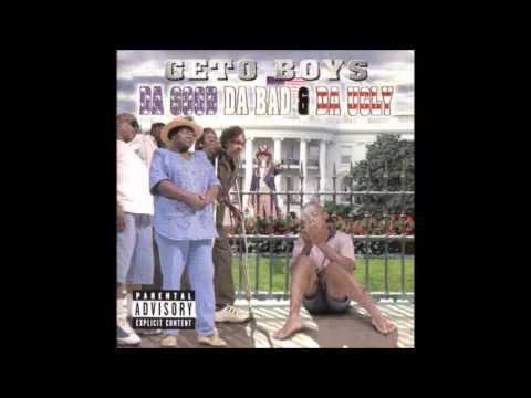 1998 - Geto Boys - Da Good Da Bad & Da Ugly full cd
