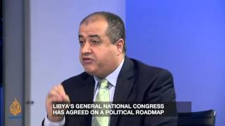 Inside Story - Libya anniversary: Protests and progress