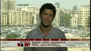 Sharif Abdel Kouddous on Zabadani, A Syrian Town Under Siege With No End in Sight
