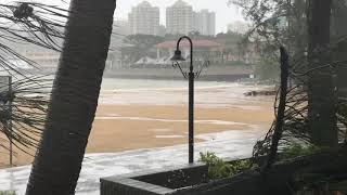 Typhoon Mangkhut Hong Kong - Discovery Bay
