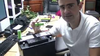 Convertir batería de coche 12V a LiFePo4 30Ah A123