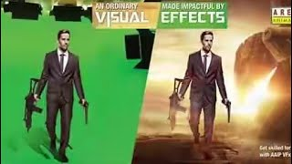 How to change background in video or Image -VFX -In Android mobile#in tamil