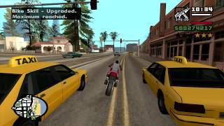 Starter Save-Part 13-The Chain Game ZoomMod-GTA San Andreas PC-complete walkthrough-achieving ??.??%