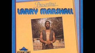 Larry Marshall - Keep On Pushing