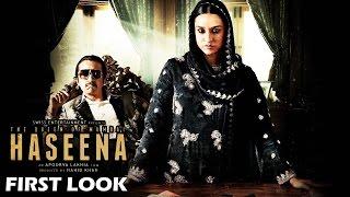 Haseena NEW LOOK - Shraddha Kapoor, Siddhanth Kapoor