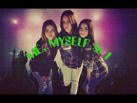 ME, MYSELF & I Cover