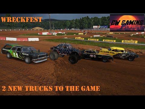 Wreckfest     2  new trucks to the game |