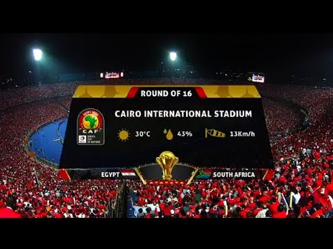 AFCON 2019 | Egypt vs South Africa | Highlights