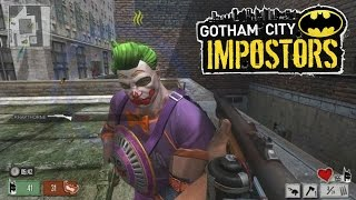 Gotham City Impostors PC | LAGGY FUN ON EAST END! (Keyboard and Mouse Gameplay)