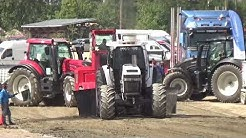 Traktor pulling Farm sport 6000kg Mikko levä Lievestuore 2018(1)