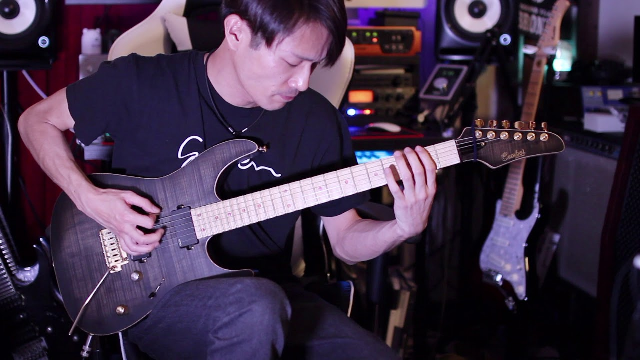 Angels And Demons - Angra / Guitar Cover
