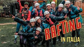 Rafting in Italia: Il nostro viaggio di gruppo! | Settembre 2020
