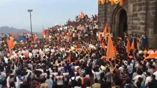 Video Dhol at Rajyabhishek sohla of shivaji maharaj 2016 download MP3, 3GP, MP4, WEBM, AVI, FLV April 2018
