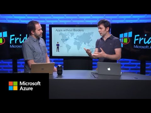 Azure Friday | Azure Cosmos DB with Scott Hanselman