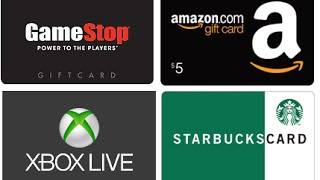 How to get Free Gift Card Without Survey Amazon Xbox Starbucks GameStop using Bing Rewards