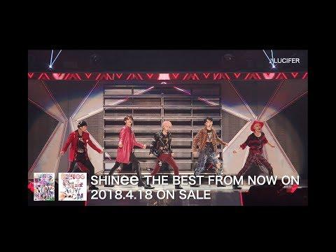SHINee - 初ベストアルバム「SHINee THE BEST FROM NOW ON」4/18発売