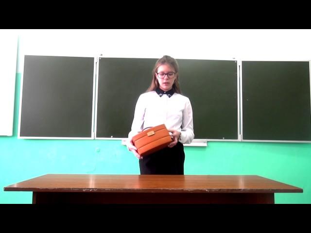 Изображение предпросмотра прочтения – СофьяВасильева читает произведение «Ларчик» И.А.Крылова