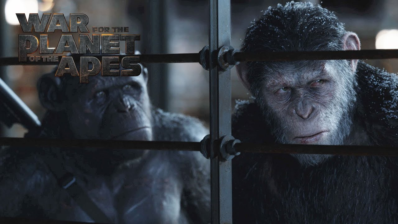 War For The Planet Of The Apes I Am Like Koba Deleted Scene