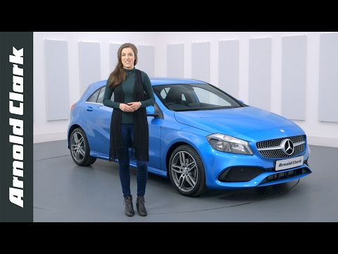 Mercedes Benz A-Class AMG Line Walkaround - Arnold Clark