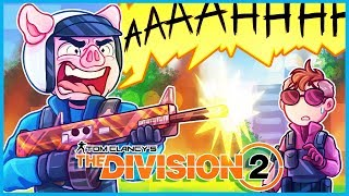 W KEYING with SHOTGUNS in The Division 2!