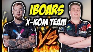 IZAKO BOARS VS X-KOM TEAM W MISTRZOSTWACH POLSKI !!! GOOFY 1vs3, DZIKI UGRYWAJĄ RUNDĘ 5vs2 !!!