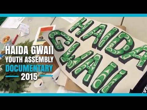 Haida Gwaii Youth Assembly 2015