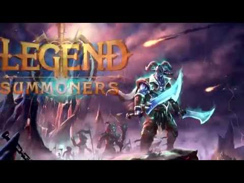 Legend Summoners - Trailer