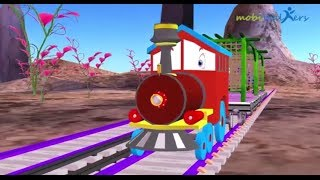 ABC Alphabet Songs For Children | Train ABC Songs For Kids | Children Nursery Rhymes