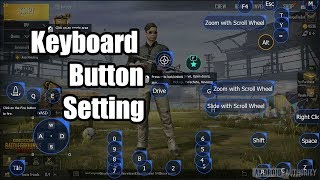 How To Play PUBG Mobile with Keyboard & Mouse best method