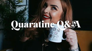 Tiger King is Overrated, New relationship in lockdown? | Quarantine Q&A
