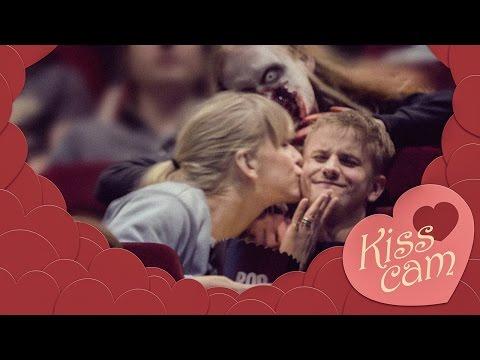 The Zombie Kiss Cam – Gröna Lund Scare Prank II