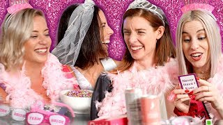 SHARED BACHELORETTE PARTY ft. Carly & Erin
