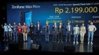 ASUS ZenFone Max Pro M1  SPEC GAHAR HARGA MURAH BGT
