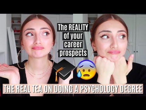 The REAL TEA On Doing A Psychology Degree | WATCH THIS BEFORE STUDYING PSYCHOLOGY AT UNI