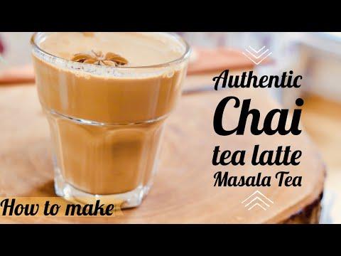Chai Tea Latte recipe better than Starbucks