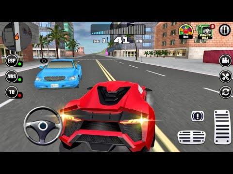 Fanatical Car Driving Simulator #1 - Car Game Android Gameplay