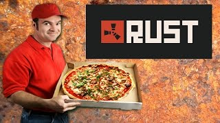 Rust Pizza Man
