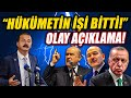 Yavuz Ağıralioğlu: Hükümetin Işi Bitti! Olay Açıklama!