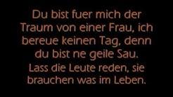 C-One feat. Celvo - Ich Liebe Dich ! (Egal was passiert) ♥ Lyrics ♥