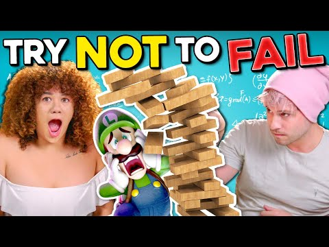 People FAIL At The World's SIMPLEST Tasks | Try Not To Fail