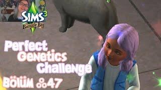 The Sims 3 - MGÖ - Bölüm 47 - YENİ VARİS!!!1
