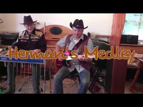 Herman's Medley Guitar & Pedal Steel Guitar