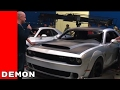 Dodge Demon Leaked Photos