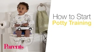 How To Start Potty Training | Parents