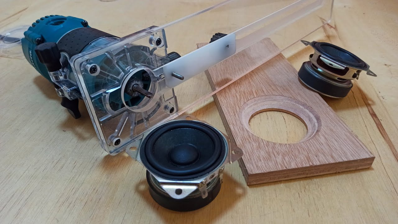 How to Build a Circle Cutting Jig for a Router