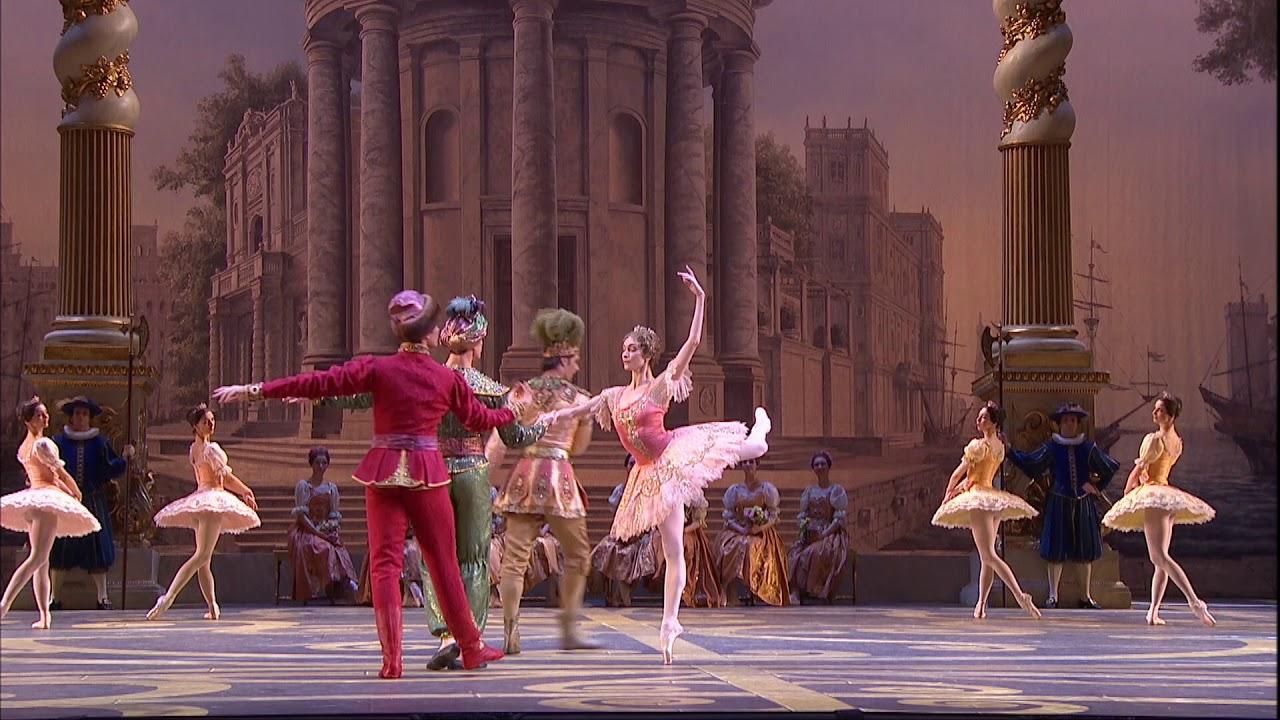 балета в приват фильмах вот прекрасная