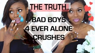 THE TRUTH ABOUT BOYS, BAD BOYS, 4EVER ALONE, THE CRUSH, & MORE Q&A